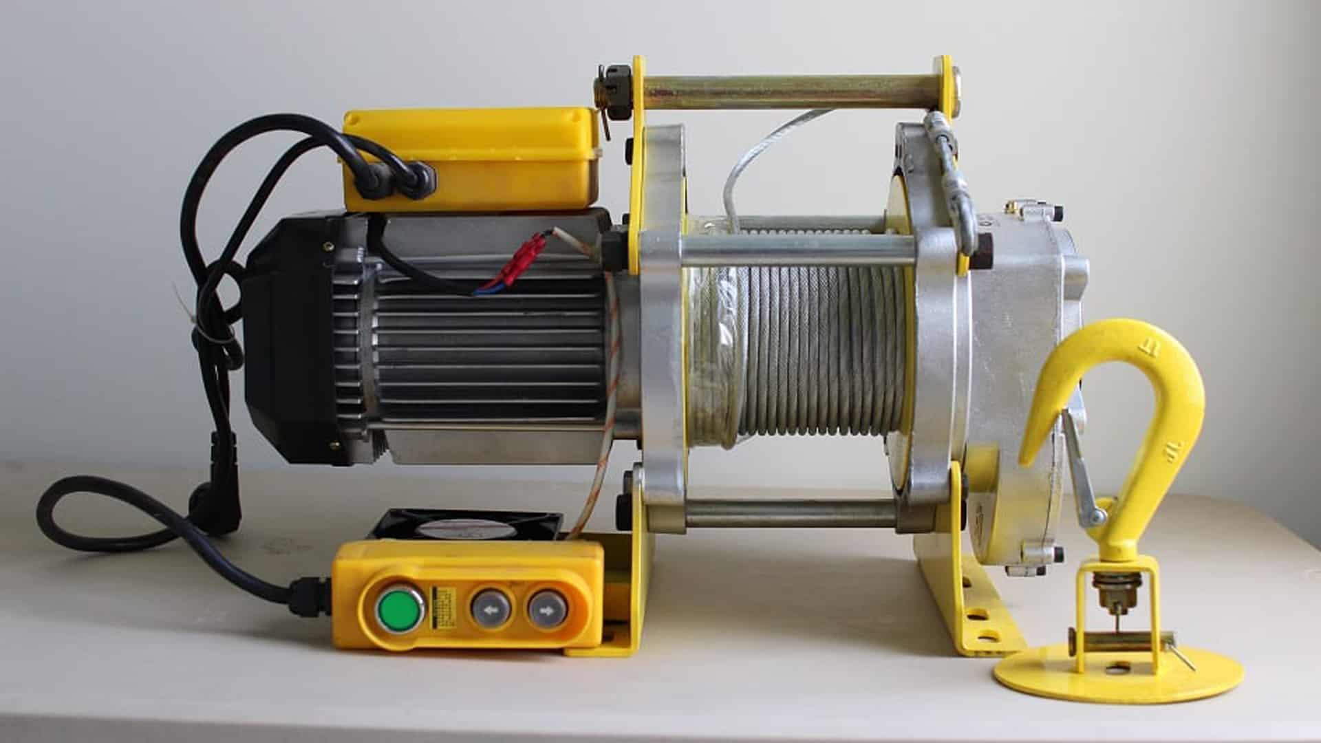 มอเตอร์-รอกไฟฟ้า-รอกยกของ-รุ่น-Luxury1