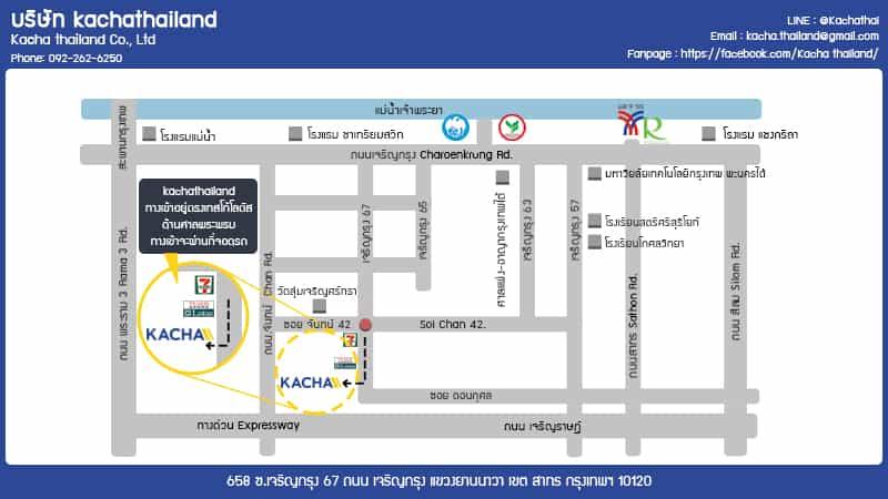 Kacha Office Map